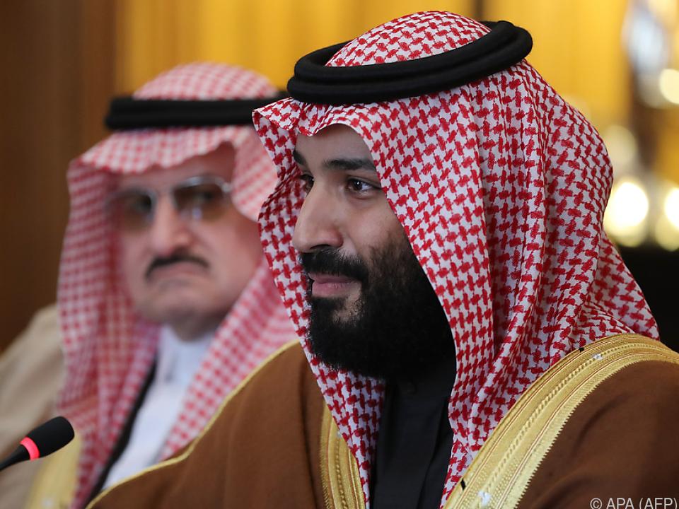 Saudischer Kronprinz Mohammed bn Salman lässt aufhorchen