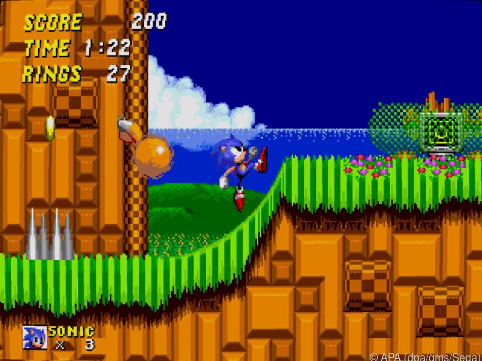 Igel Sonic kann bald auf PS4 und Xbox One auf Jagd nach goldenen Ringen gehen