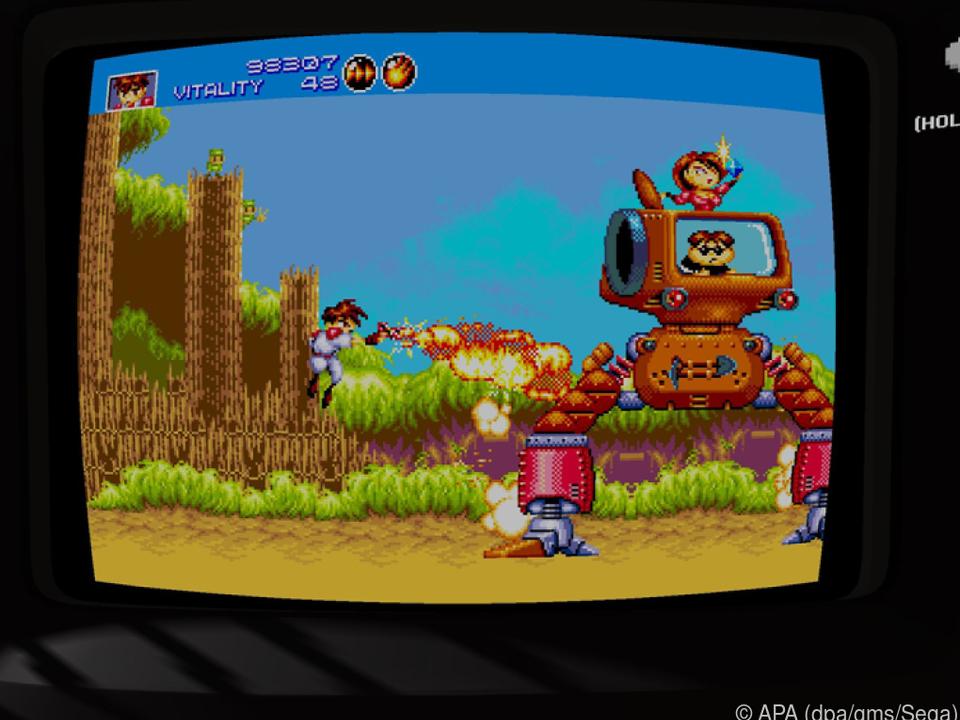 Sega Mega Drive Classics für PS4 und Xbox One angekündigt