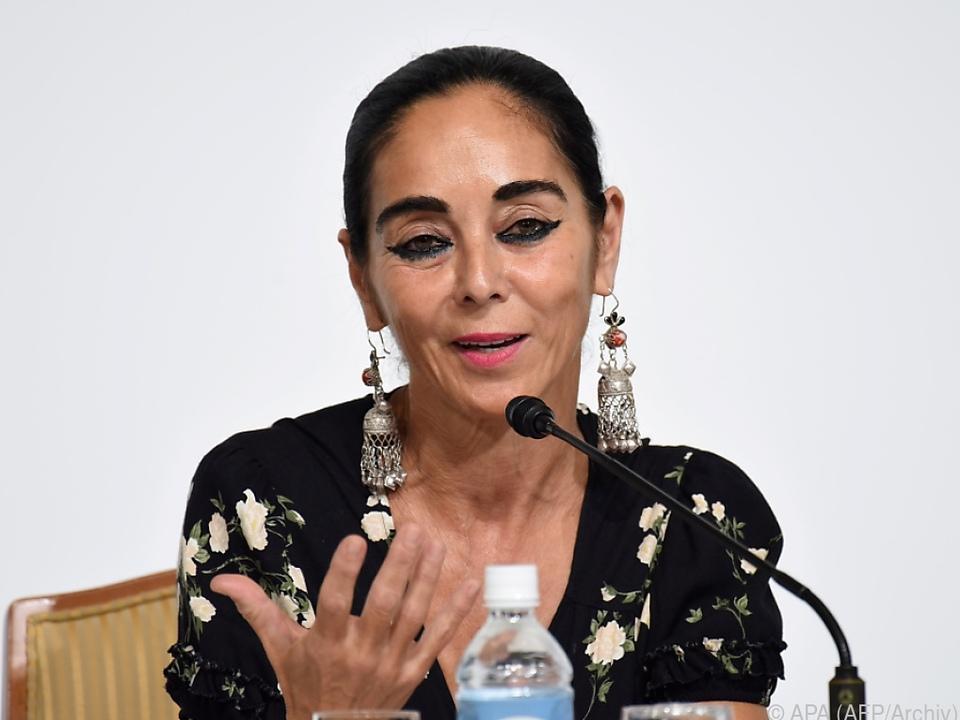 Shirin Neshat wird zur Präsentation ihres Films erwartet