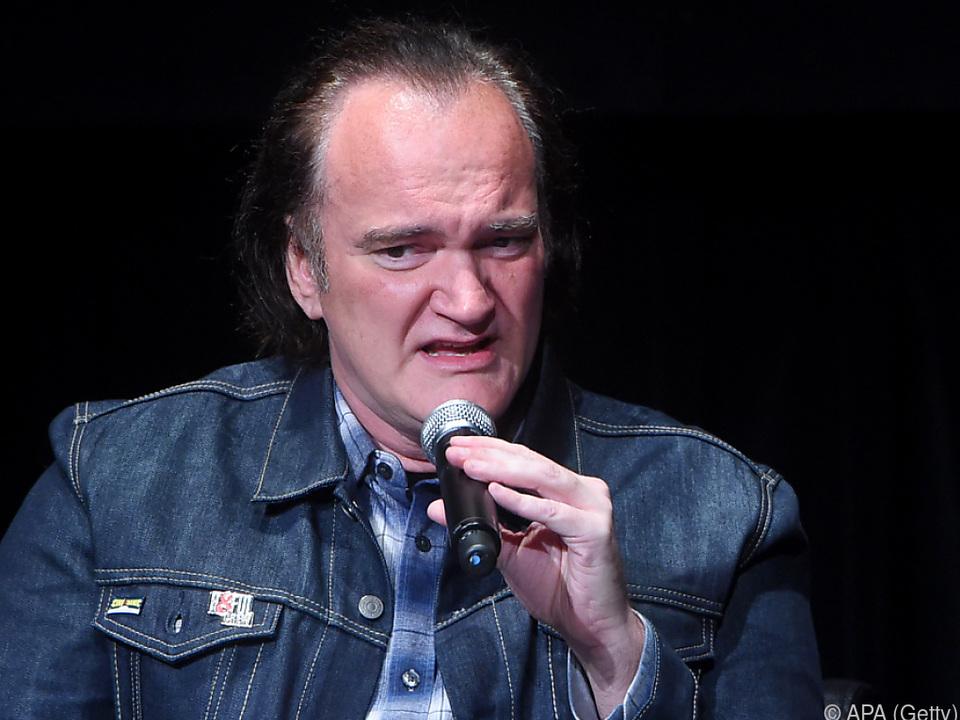 Tarantino verriet ein paar Details zu seinem nächsten Film