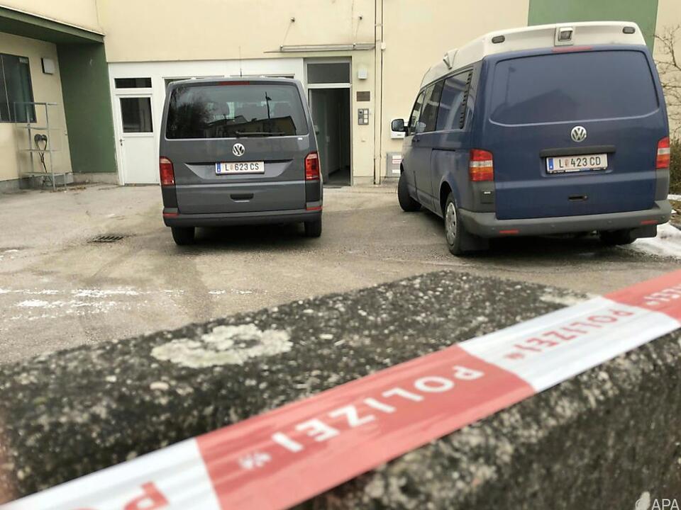 Tatort war ein Mehrparteienhaus im Ortszentrum