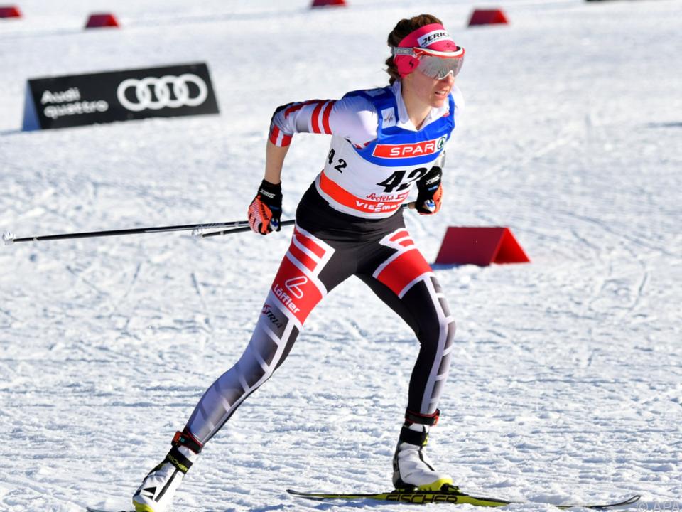 Teresa Stadlober mit bester Saison ihrer Karriere