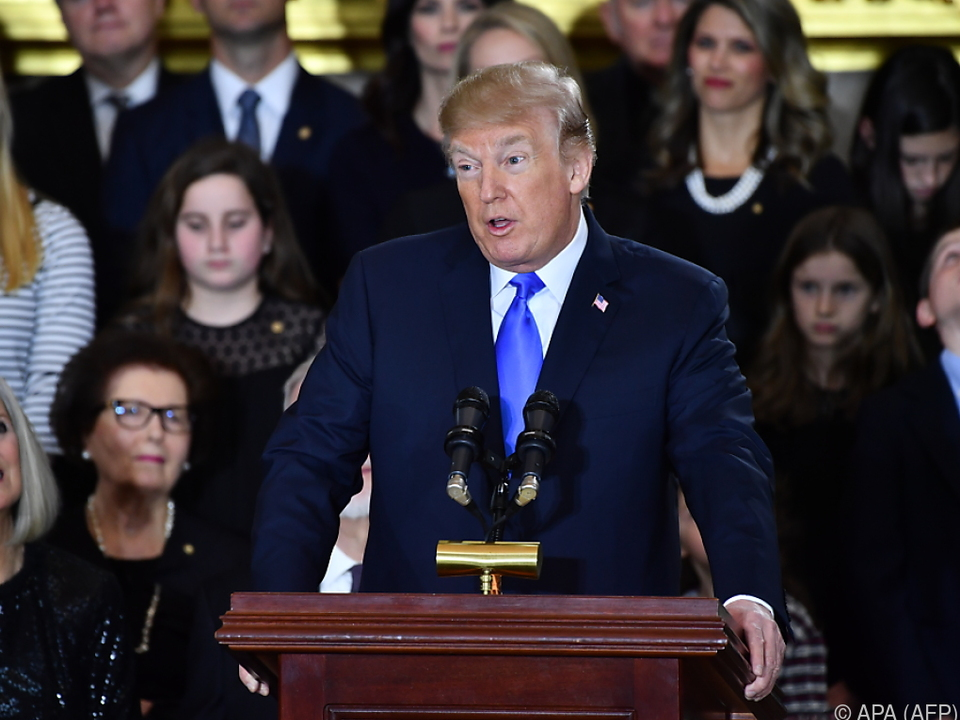Trump scheint sich mit der NRA anlegen zu wollen