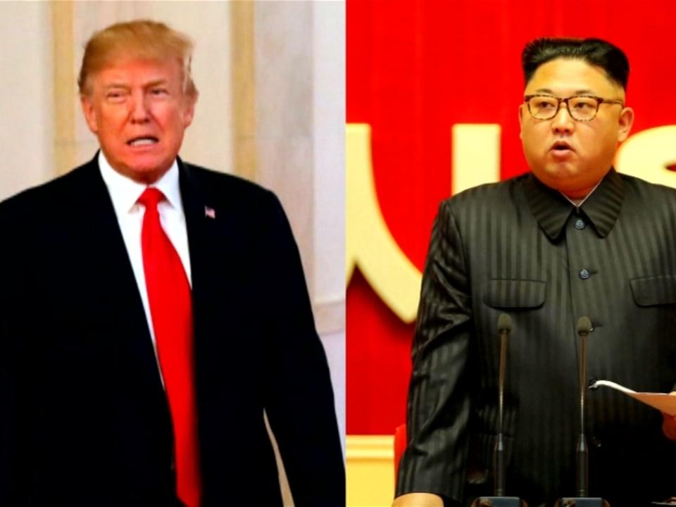 Trump will Kim treffen