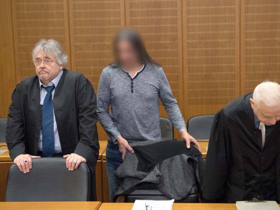 Urteilsverkündung Hells-Angels Prozess Frankfurt