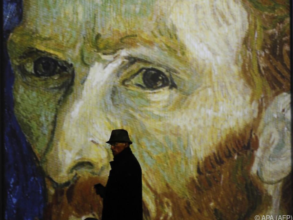 Van Gogh wurde vom Japanischen stark beeinflusst