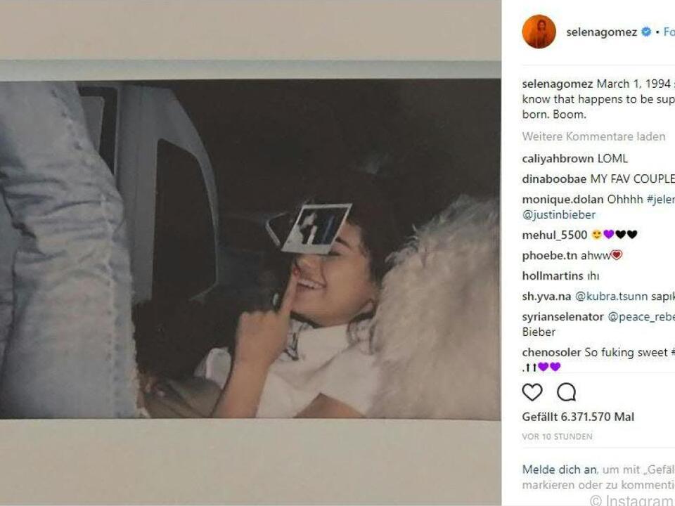 Wer geht Selina Gomez wohl nicht aus dem Kopf?