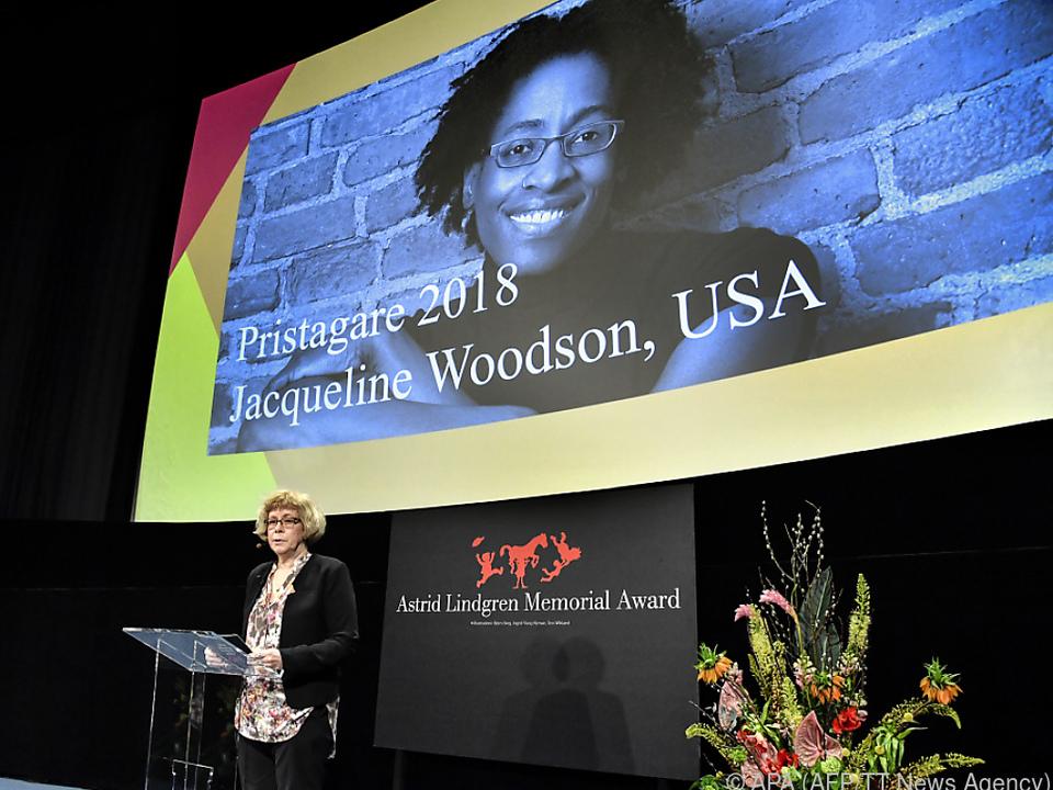 Woodson wurde u.a. mit \