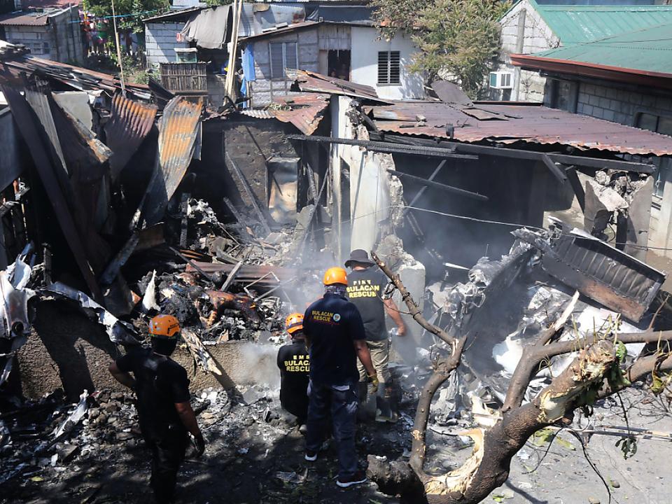 Zehn Menschen kamen bei dem Unglück ums Leben
