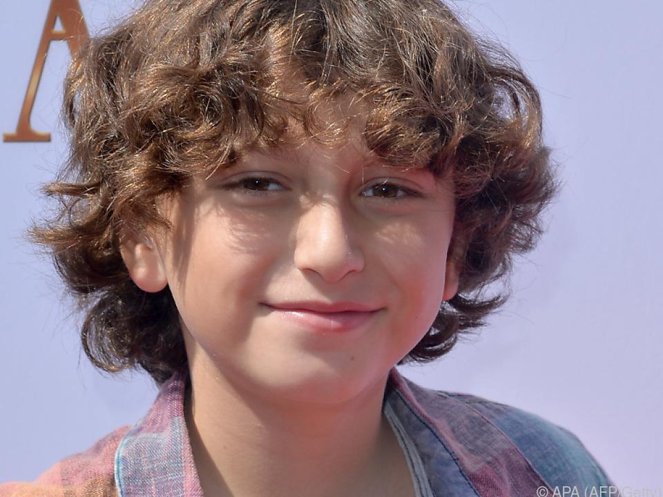 Zehnjähriger August Maturo landet beim Film