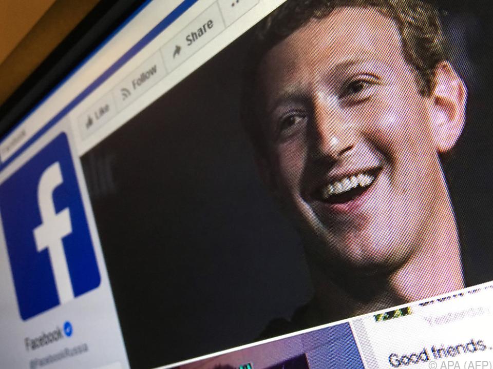 Zuckerberg entschuldigt sich für Datenmissbrauch