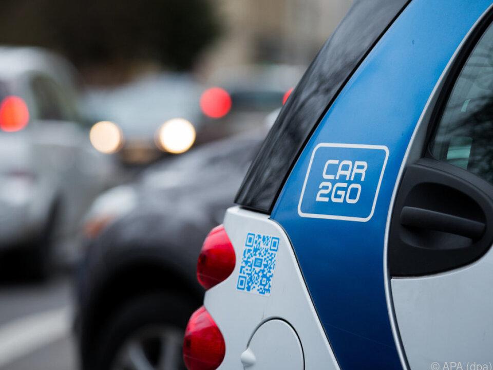 Zusammenlegung von DriveNow und Car2Go