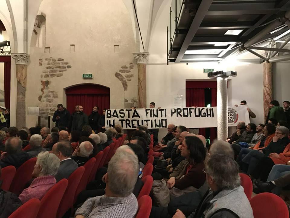 Versammlung San Lorenzo Dorsino