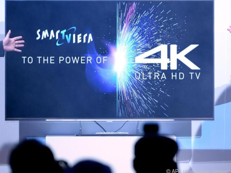4K-Fernseher sind momentan für unter 500 Euro zu bekommen