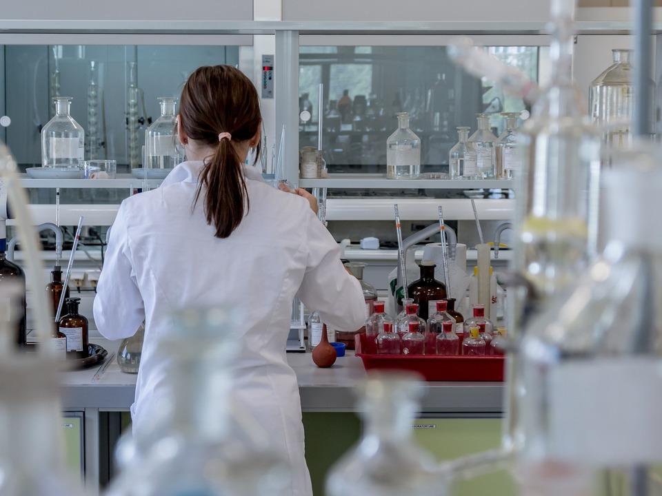 Forschung Labor