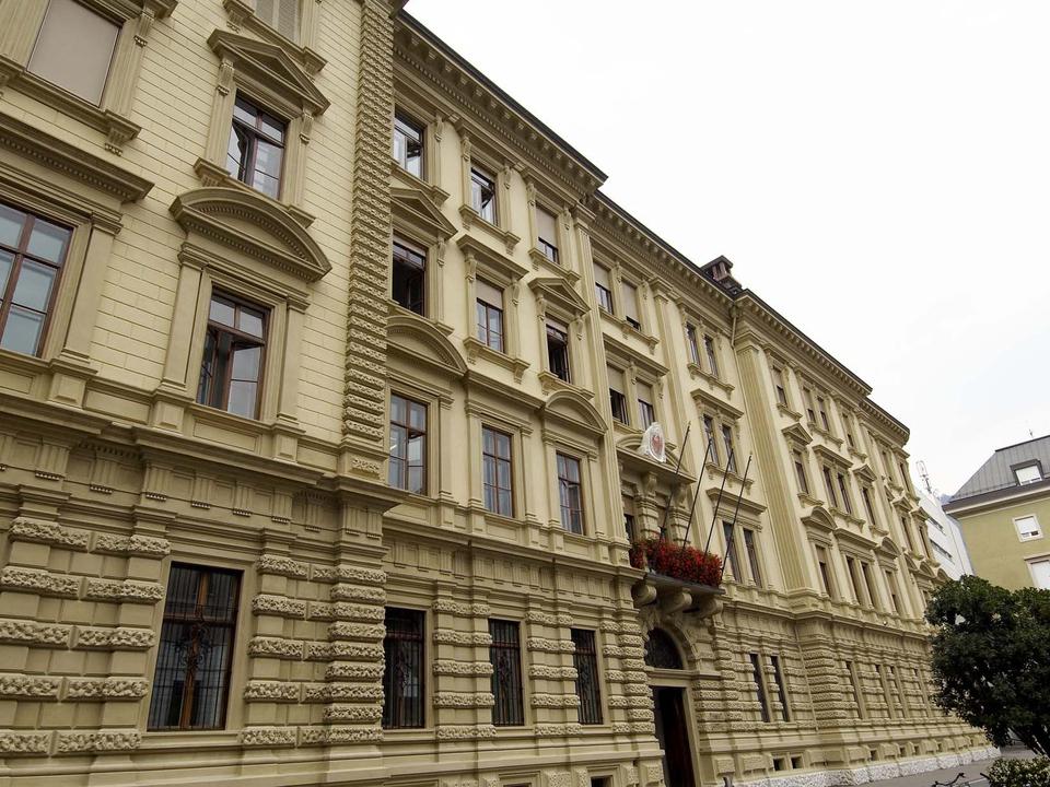 Landesregierung Palais Widmann
