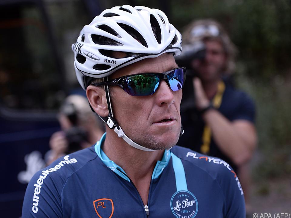 Armstrongs Doping-Machenschaften wurden 2012 aufgedeckt
