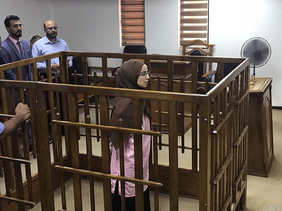 Auch gegen ausländische IS-Anhänger wurden harte Strafen verhängt