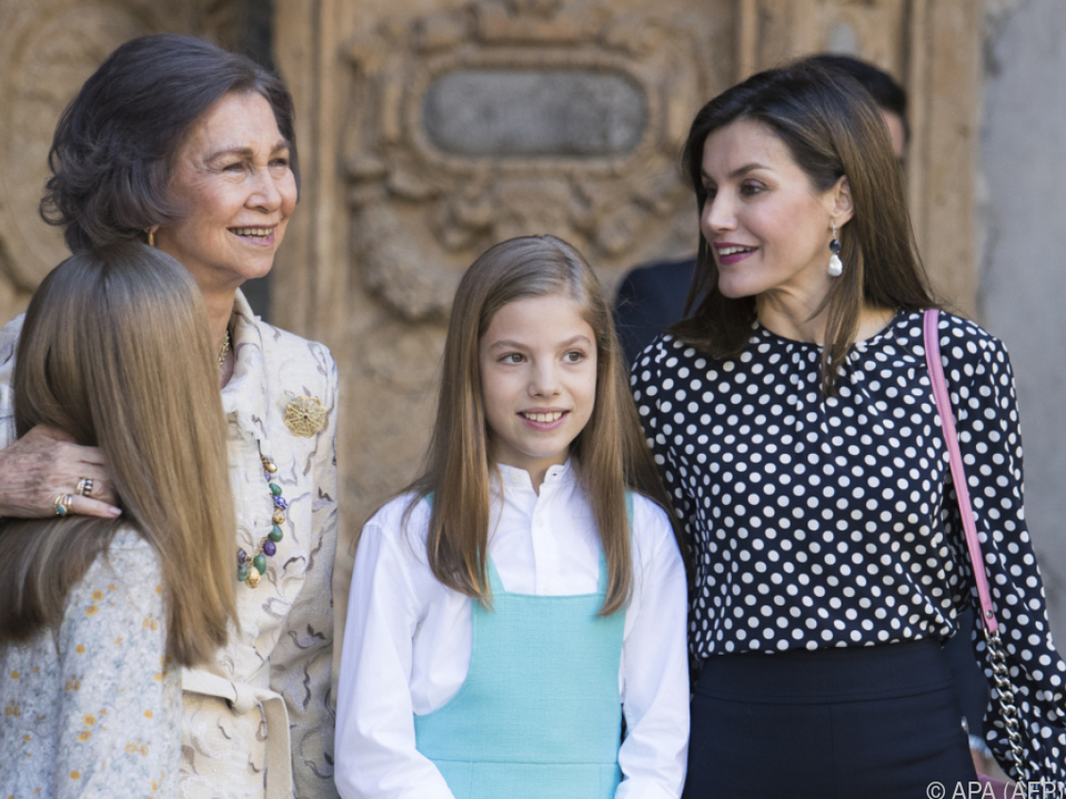 Auch in Monarchen-Familien gibt es hin und wieder Krach