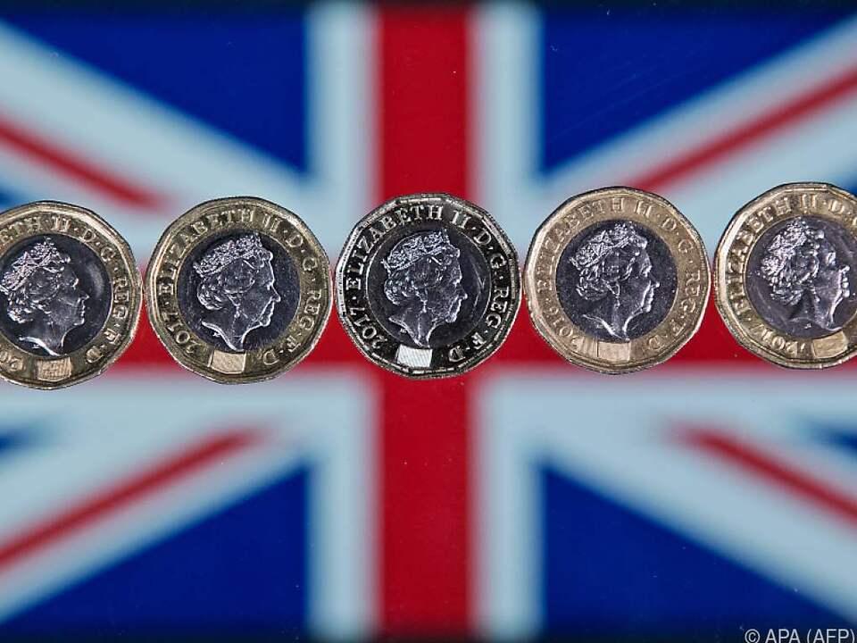 Aussicht auf baldige Zinserhöhung treibt Pfund-Kurs in die Höhe