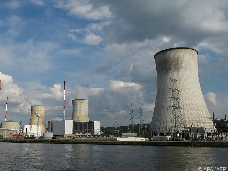 Belgisches Kernkraftwerk Tihange