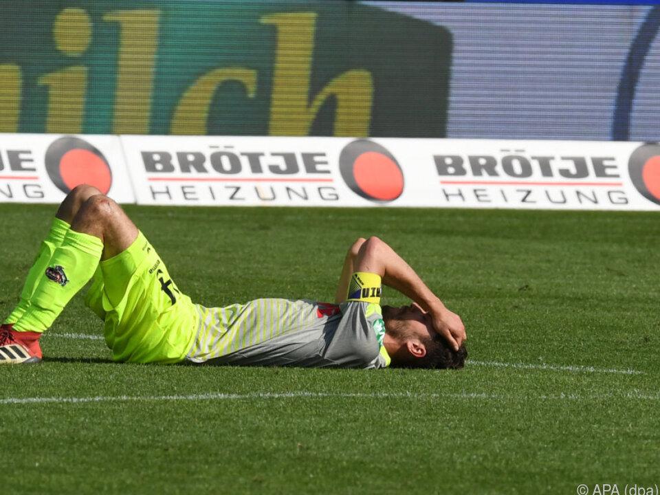 Bereits der sechste Abstieg für den FC Köln