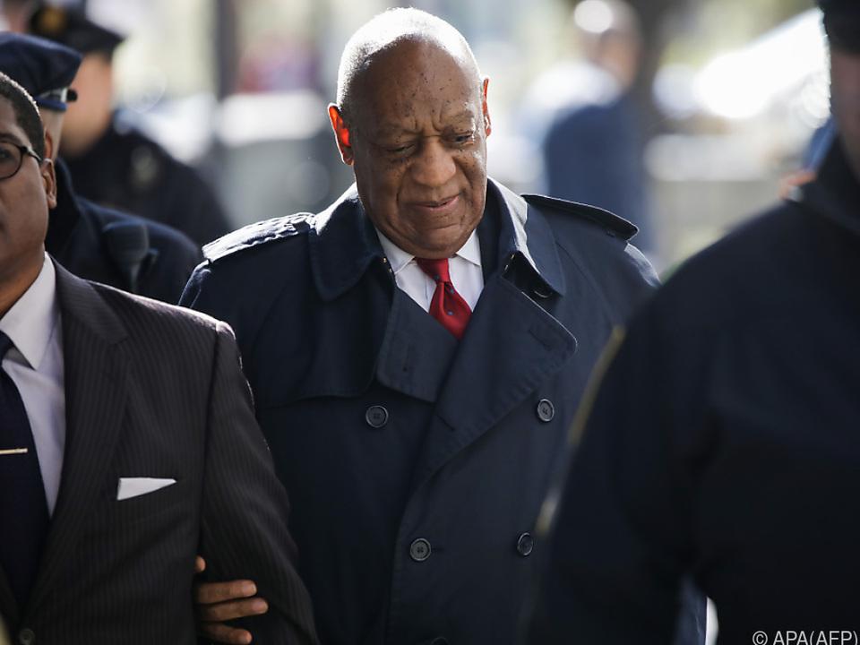 Bill Cosby in allen Punkten schuldig