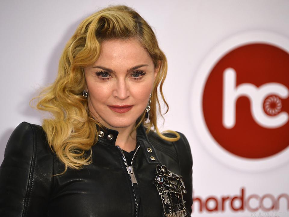 Bittere Niederlage für Madonna