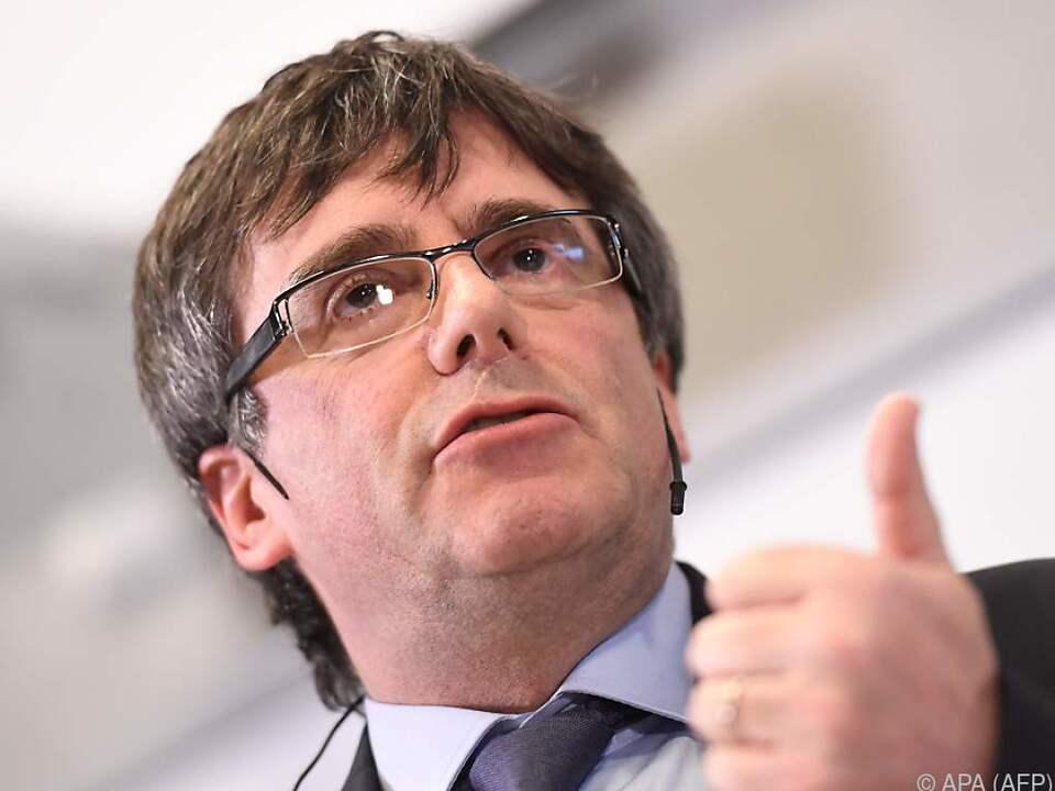Carles Puigdemont kommt nicht in Auslieferungshaft