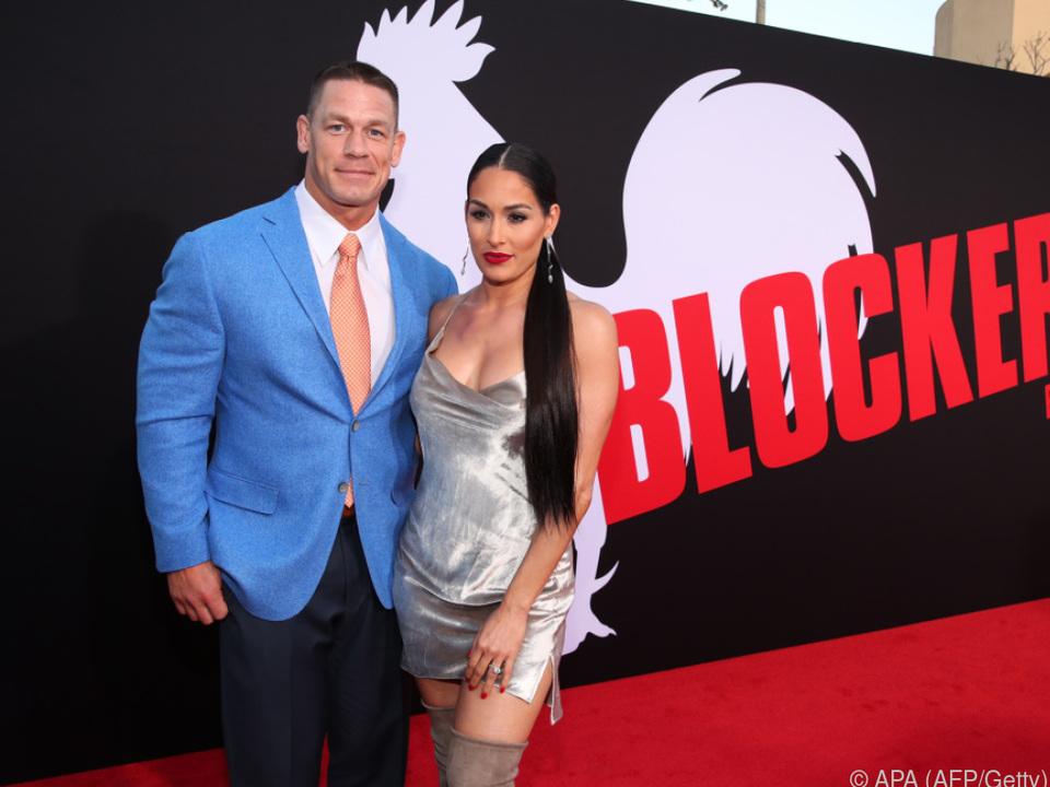 Cena und Bella gehen nun getrennte Wege
