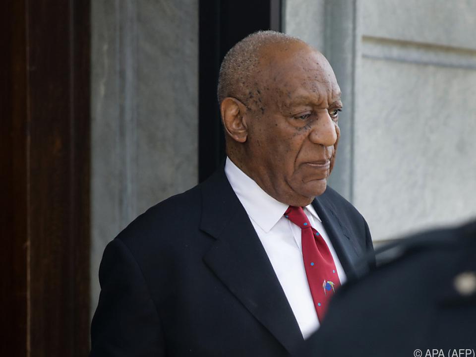 Cosby könnte am Ende gar keine Haftstrafe absitzen