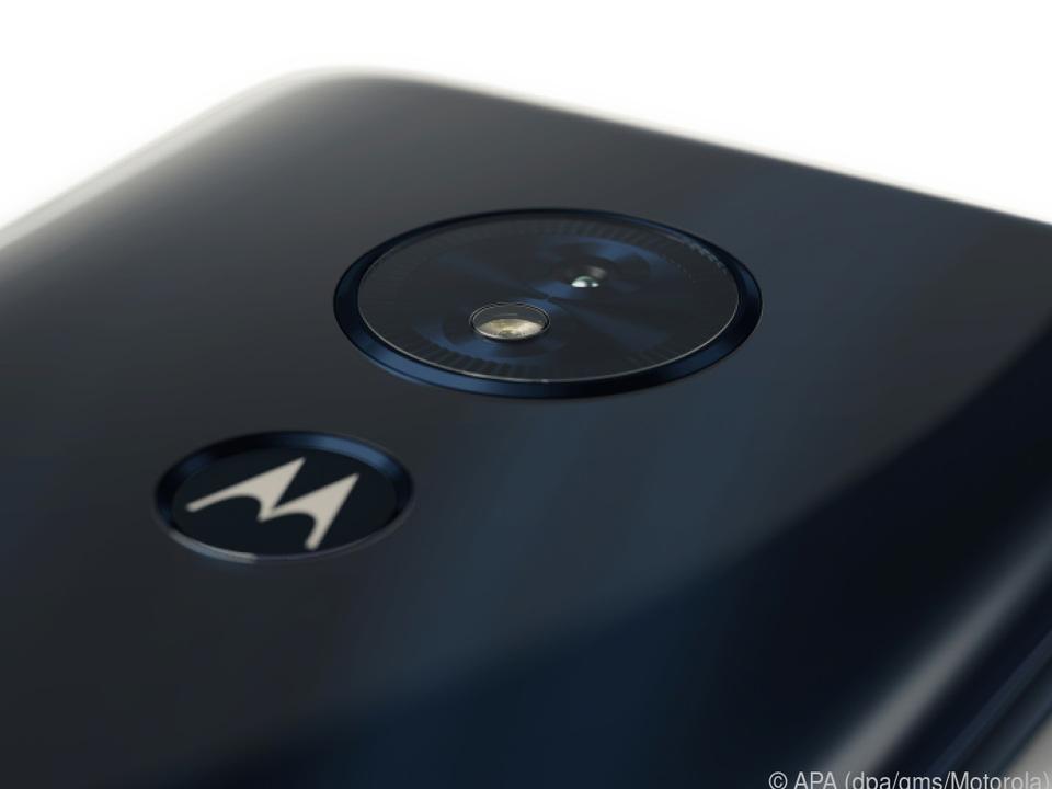Das Moto G6 Play hat statt Doppelkamera eine Einzellinse und 13 Megapixel