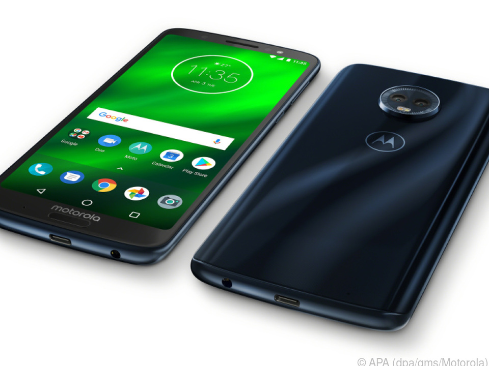 Das Moto G6 Plus ist die XXL-Ausgabe des G6