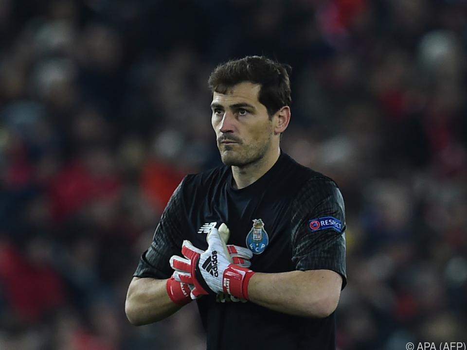 Der 36-Jährige wird Porto zu Saisonende verlassen