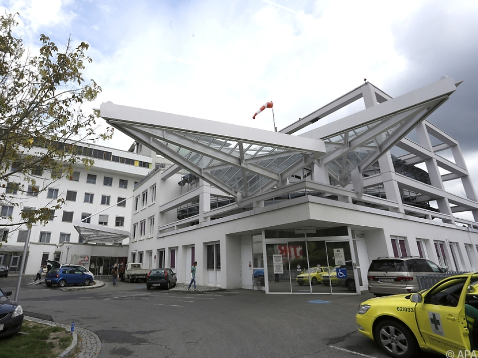 Der Achtjährige starb im LKH Graz