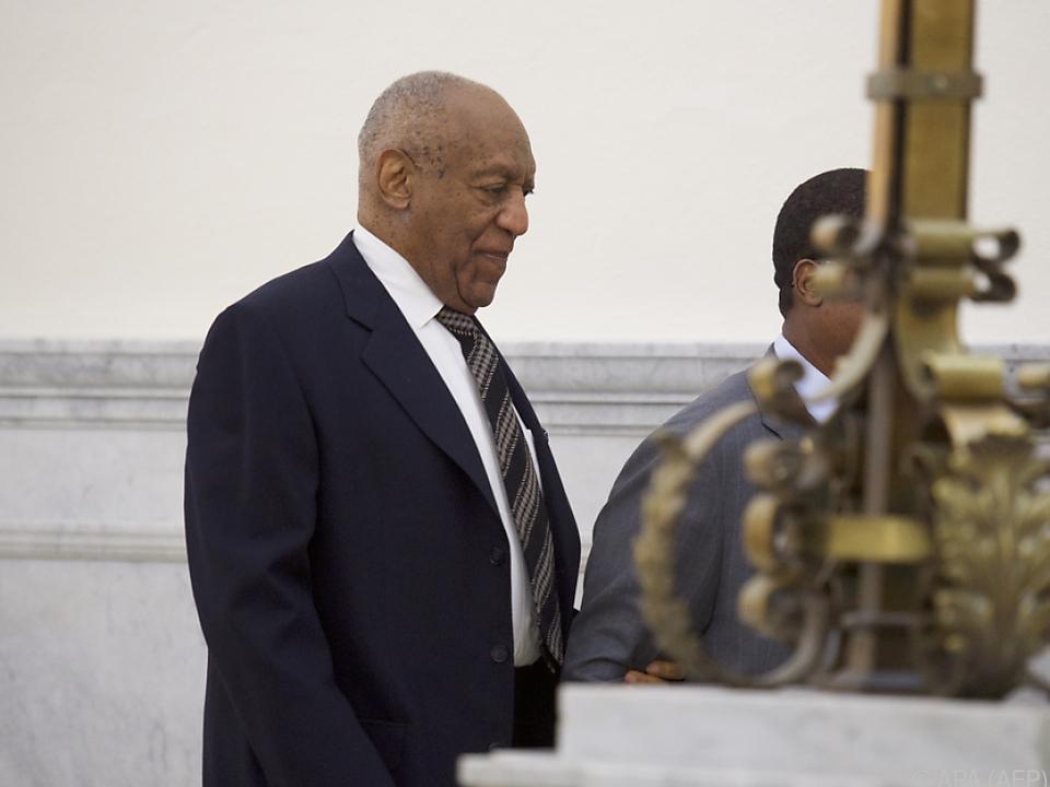 Der frühere US-Fernsehstar Bill Cosby