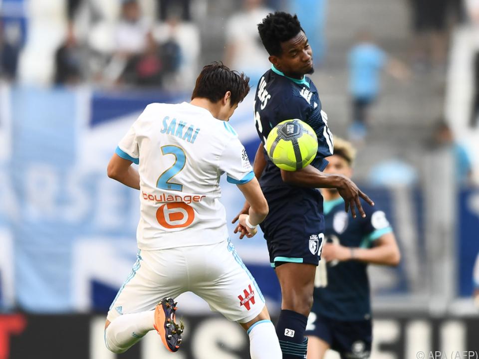Der Japaner steht nicht im Aufgebot von Marseille