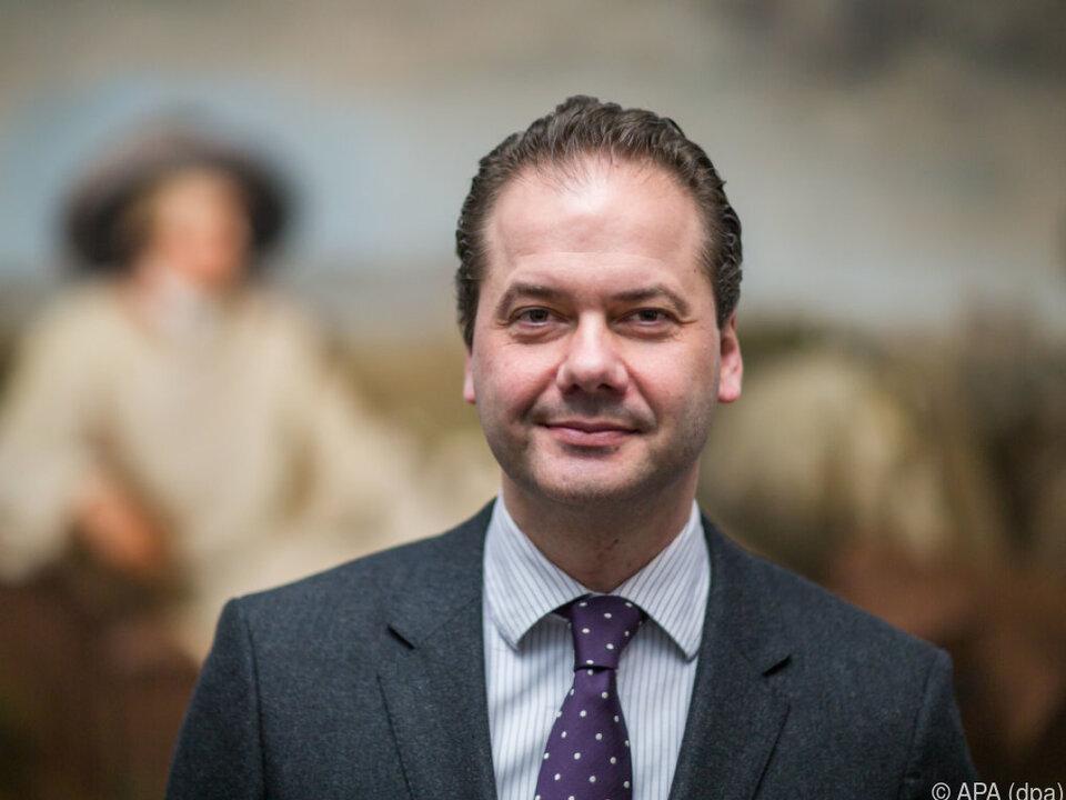 Der Österreicher ist ein innovativer und inspirierender Museumsleiter