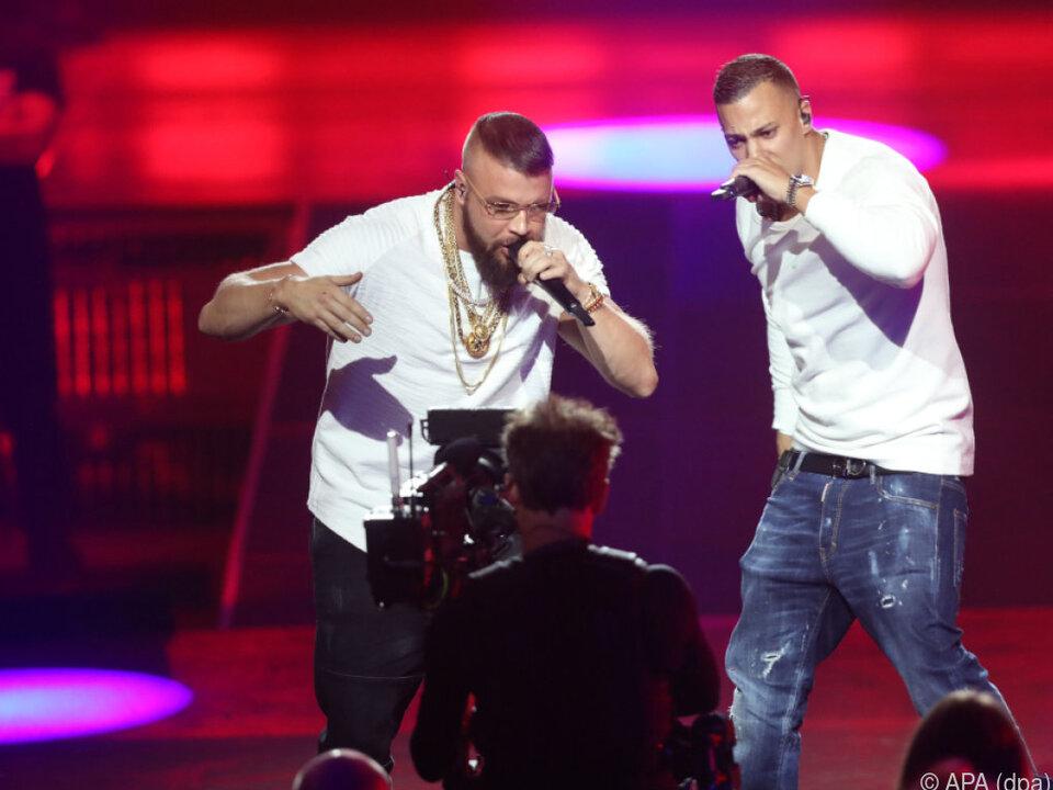 Der Preis für die beiden Rapper schlägt hohe Wellen