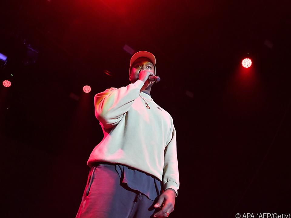 Der US-Rapper hat gleich zwei Alben in petto