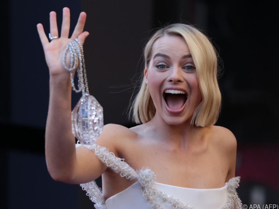 Die australische Schauspielerin freut sich über die Regisseurin