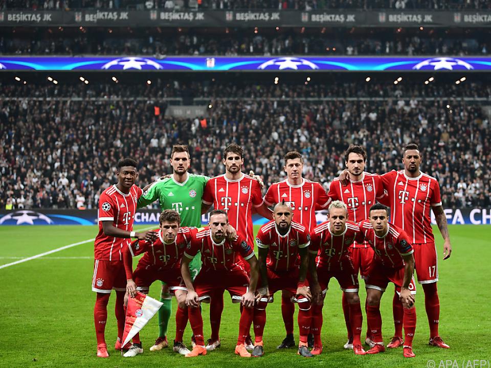 Die Bayern kommen nach Klagenfurt