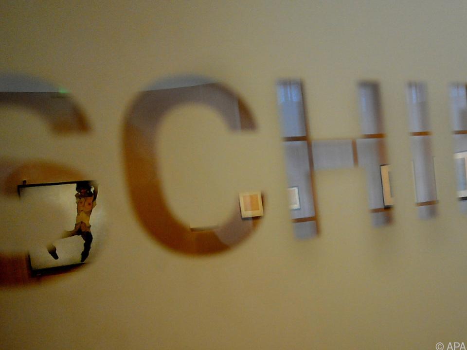 Die beiden Schiele-Werke gehen an Grünbaum-Erben