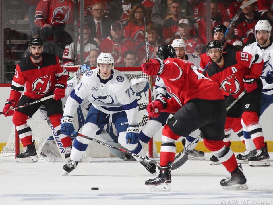 Die Devils verpassten die Chance auf den Ausgleich in der Serie