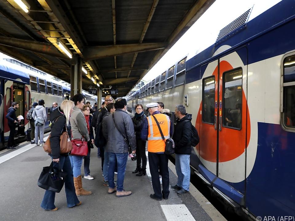 Die Fahrgäste können ein paar Tage durchatmen
