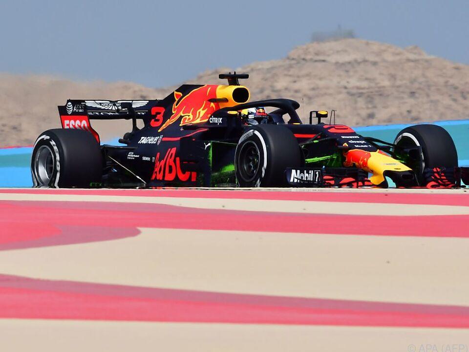 Die Formel 1 gastiert wieder einmal in der Wüste