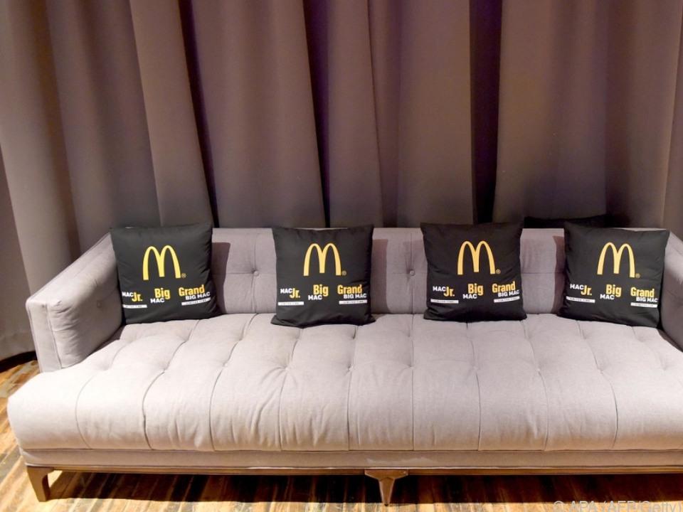 Die Kunden verweilen wieder lieber beim Fast-Food-Riesen