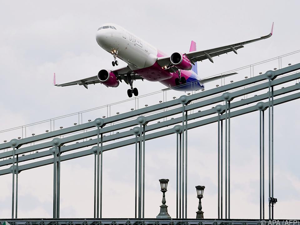 Die ungarische Wizz Air hat in Wien einiges vor