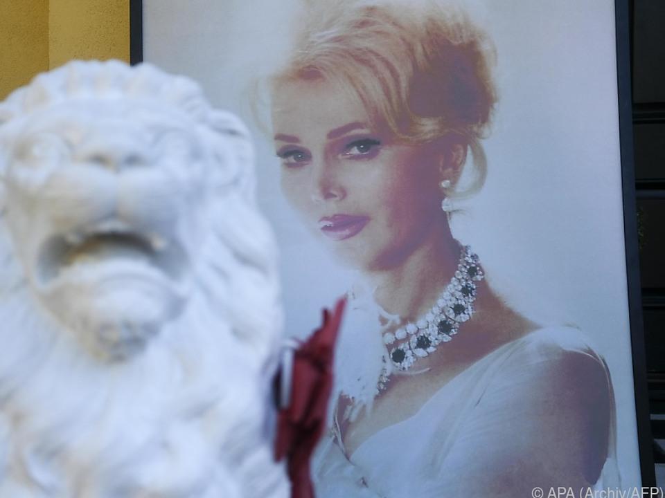 Die weltberühmte Schauspielerin starb im Dezember 2016